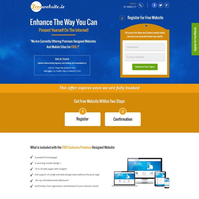 freewebsite.ie