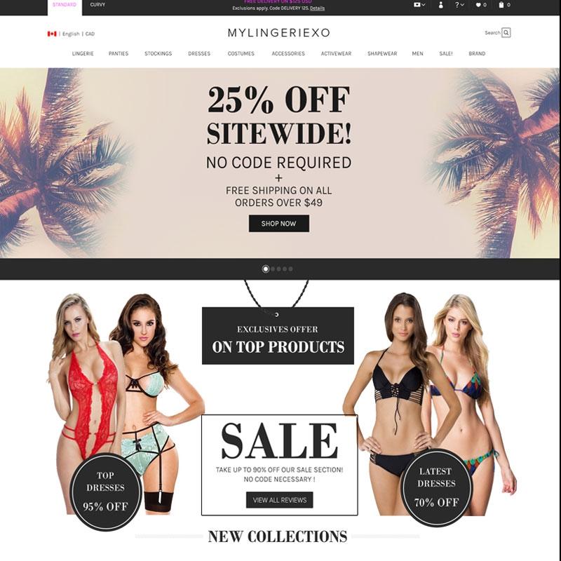 E Commerce Website Design and Development