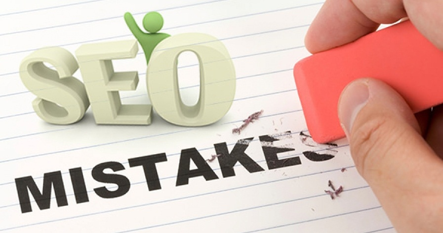 Mistakes Which Ruin Your SEO